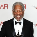 Morgan Freeman poses at the 39th AFI Life Achievement Award honoring Morgan Freeman held at Sony Pictures Studios, Culver City, Calif., on June 9, 2011