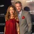 Rebecca Gayheart and Eric Dane attend the 10th Annual Chrysalis Butterfly Ball in Los Angeles on June 11, 2011