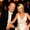 Kelsey Grammer and Kayte Walsh attend the 65th Annual Tony Awards at the Beacon Theatre in New York City on June 12, 2011
