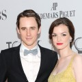 Reeve Carney &amp; Jennifer Damiano &#8216;Excited&#8217; For &#8216;Spider-Man: Turn Off The Dark&#8217; To Finally Open
