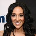 "Melissa Gorga of the ""The Real Housewives Of New Jersey"" visits the SiriusXM Studio in New York City on May 19, 2011"
