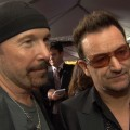 Bono & The Edge On 'Spider-Man: Turn Off The Dark': 'It's Been A Humbling Experience'