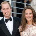 Prince William, Duke of Cambridge and Catherine, Duchess of Cambridge attend the 10th Annual ARK (Absolute Return for Kids) Gala Dinner at Kensington Palace in London on June 9, 2011