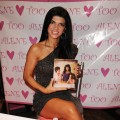 Teresa Giudice meets and greet fans and signs her cookbook &#8220;Fabulicious&#8221; in Boca Raton, Flor. on June 16, 2011