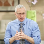 "Dr. Drew Pinsky talks to his patients battling addiction on ""Celebrity Rehab"""