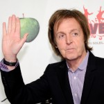 "Paul McCartney attends the fifth anniversary celebration of ""The Beatles Love"" by Cirque du Soleil' show at the Mirage Hotel & Casino, Las Vegas, June 8, 2011"