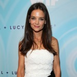 Katie Holmes accepts Tthe 2011 MaxMara &#8220;Face of the Future&#8221; award during the 2011 Women In Film Crystal + Lucy Awards with presenting sponsor PANDORA jewelry at the Beverly Hilton Hotel in Beverly Hills, Calif. on June 16, 2011 