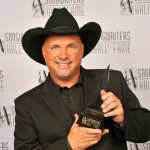 Garth Brooks attends the Songwriters Hall of Fame 42nd Annual Induction and Awards at The New York Marriott Marquis Hotel in New York City on June 16, 2011