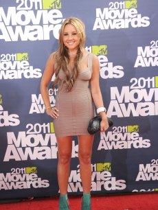 Amanda Bynes arrives at the 2011 MTV Movie Awards at Universal Studios&#8217; Gibson Amphitheatre in Universal City, Calif., on June 5, 2011