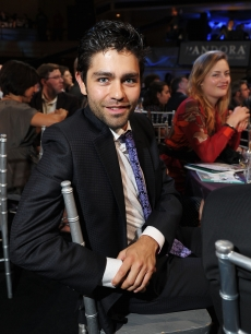  Adrian Grenier attends the 15th Annual Webby Awards in New York City on June 13, 2011
