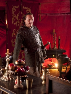 "Jerome Flynn as Bronn in ""Game of Thrones"" Episode 9, HBO, 2011"