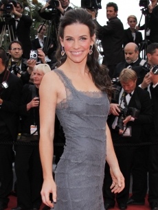 Evangeline Lilly attends the &#8220;The Princess of Montpensier&#8221; premiere held at the Palais des Festivals during the 63rd Annual International Cannes Film Festival in Cannes, France on May 16, 2010 
