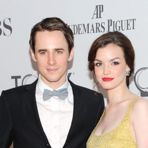 Reeve Carney & Jennifer Damiano 'Excited' For 'Spider-Man: Turn Off The Dark' To Finally Open