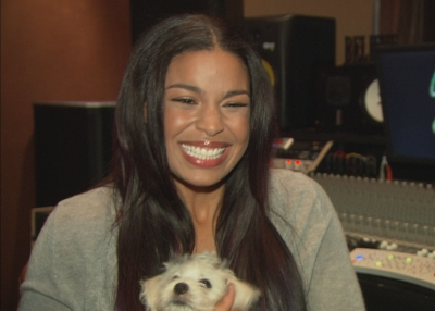 Jordin Sparks chats with Access Hollywood, June 2011
