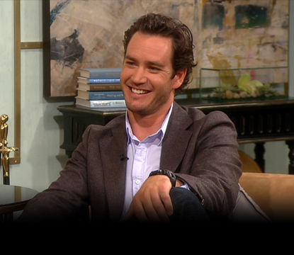 Access Hollywood Live: Mark-Paul Gosselaar Talks Stripping Down For 'Franklin & Bash'