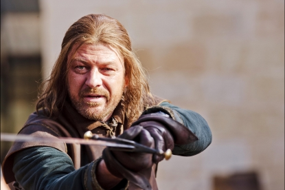 Sean Bean as Lord Eddard &#8220;Ned&#8221; Stark in &#8220;Game of Thrones,&#8221; HBO, 2011