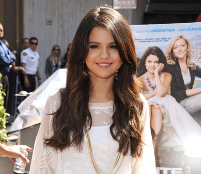 "Selena Gomez attends ""Experience Monte Carlo with Selena Gomez"" Concert Series the at Santa Monica Place, Santa Monica, on June 13, 2011"