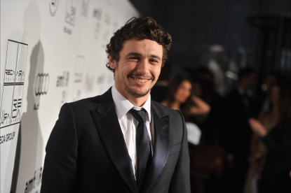 James Franco attends the 2nd Annual amfAR Inspiration Gala at The Museum of Modern Art in New York City on June 14, 2011 