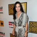 Courteney Cox arrives at the Critics' Choice Television Awards at Beverly Hills Hotel in Beverly Hills, Calif., on June 20, 2011