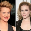 Evan Rachel Wood in June 2011 / Evan Rachel Wood in May 2011
