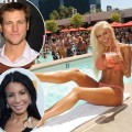 Heidi Montag, Jake Pavelka and  Danielle Staub