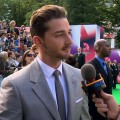 Shia LaBeouf & Rosie Huntington-Whiteley's 'Transformers: Dark Of The Moon' Moscow Premiere