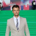 "Josh Duhamel arrives at the world premiere of ""Transformers 3: Dark Of The Moon"" in Moscow, Russia on June 23, 2011"