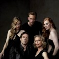 Kristin Bauer van Straten, Alexander Skarsgard, Deborah Ann Woll, Jessica Tuck and Stephen Moyer