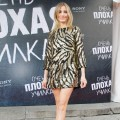 Cameron Diaz attends the Russian premiere of the film 'Bad Teacher' in Oktyabr cinema hall on June 15, 2011 in Moscow, Russia