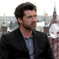 Patrick Dempsey Talks Premiering 'Transformers: Dark Of The Moon' In Moscow