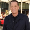Tom Hanks Makes A Spectacular Entrance At The 'Larry Crowne' Premiere