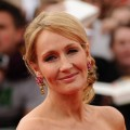 "The woman who started it all, author JK Rowling, attends the world premiere of ""Harry Potter and The Deathly Hallows - Part 2"" at Trafalgar Square, London, on July 7, 2011"