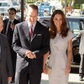 Prince William, Duke of Cambridge and Catherine, Duchess of Cambridge, attend Variety's Venture Capital and New Media Summit during their North American Royal visit held at The Beverly Hilton hotel, Beverly Hills, on July 8, 2011
