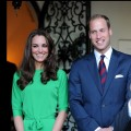 Catherine, Duchess of Cambridge and Prince William, Duke of Cambridge attend a private reception held at the British Consul-General's residence in Los Angeles on July 8, 2011