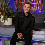 "Kenny Wormald, star of the ""Footloose"" remake, stops by Access Hollywood Live on June 22, 2011"