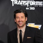 "Patrick Dempsey attends the New York premiere of ""Transformers: Dark Of The Moon"" in Times Square on June 28, 2011"