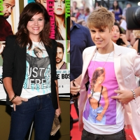 Tiffani Thiessen at the &#8220;Horrible Bosses&#8221;/Justin Bieber at the MuchMusic Awards