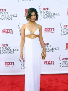 Janina Gavankar arrives at The 2007 AZN Asian Excellence Awards, at Royce Hall, UCLA, Los Angeles, May 16, 2007