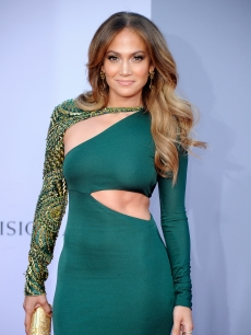Jennifer Lopez stuns at the BAFTA Brits To Watch event held at the Belasco Theatre in Los Angeles on July 9, 2011