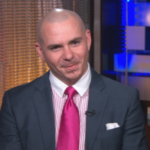Pitbull Talks Collaborations & Creativity On New Album 'Planet Pit'