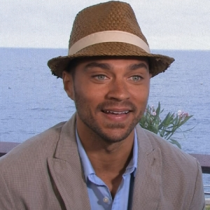 Jesse Williams Dishes On 'Grey's Anatomy'
