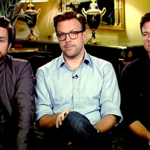 Charlie Day, Jason Bateman & Jason Sudeikis Talk 'Horrible Bosses'