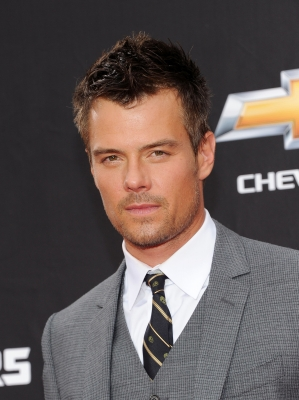 "Josh Duhamel attends the New York premiere of ""Transformers: Dark Of The Moon"" in Times Square on June 28, 2011"