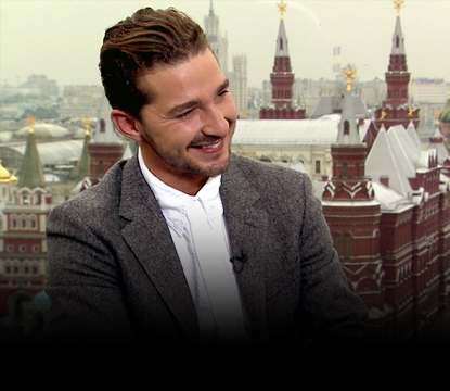 Access Extended: Shia LaBeouf Talks 'Transformers: Dark Of The Moon'