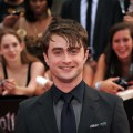 "Daniel Radcliffe attends the New York premiere of ""Harry Potter and The Deathly Hallows: Part 2"" at Avery Fisher Hall, Lincoln Center, New York City, on July 11, 2011"