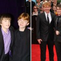 Rupert Grint, Daniel Radcliffe and Emma Watson: Ten Years Later