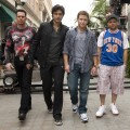 "Kevin Dillon, Adrian Grenier, Kevin Connolly and Jerry Ferrara in ""Entourage"""