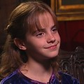 Access Archives: Emma Watson - 'I Was In Awe' When I Was Chosen To Play Hermione In 'Harry Potter' (2001)