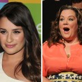 Lea Michele / Melissa McCarthy