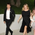 Matt Bellamy and Kate Hudson attend the Natural Resources Defense Council&#8217;s Ocean Initiative Benefit, hosted by Chanel, Malibu, June 4, 2011